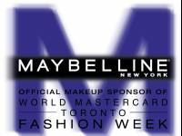 Maybelline New York now official make-up sponsor of Toronto Fashion Week