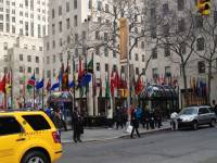 Holidays and the Rockefeller Center