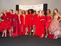 The Heart Truth fashion show 2013