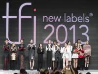 Sarah Stevenson wins TFI New Labels 2013 competition