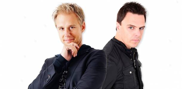 Armin van Buuren and Markus Schulz — leading the dance movement