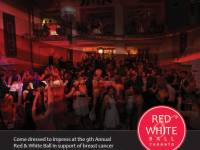 Red & White Ball