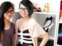 Profile: Samantha and Sylvia Wong