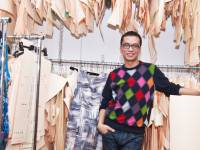 Joeffer Caoc on the business of fashion