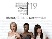 Ottawa Fashion Week is soon!