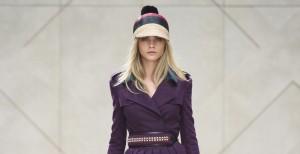 Burberry Prorsum Womenswear Spring Summer 2012