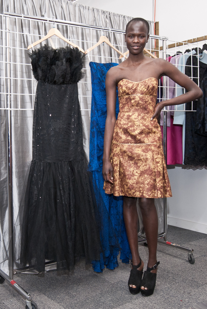Wesley Badanjak: designing clothes for real women