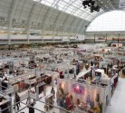 Trade shows took over London recently.