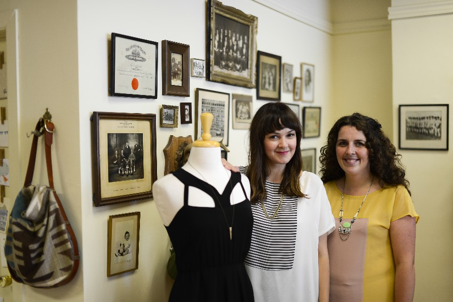 Victoire is known for its vintage sales, which happen twice a year and are a big draw to the vintage-loving crowd, say its owners.