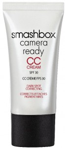 Smashbox's latest complexion-correcting cream, Camera Ready CC