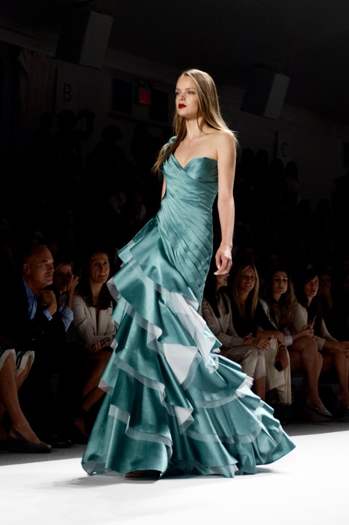 Carlos Miele, spring-summer 2013. Photo by Aleyah Solomon.