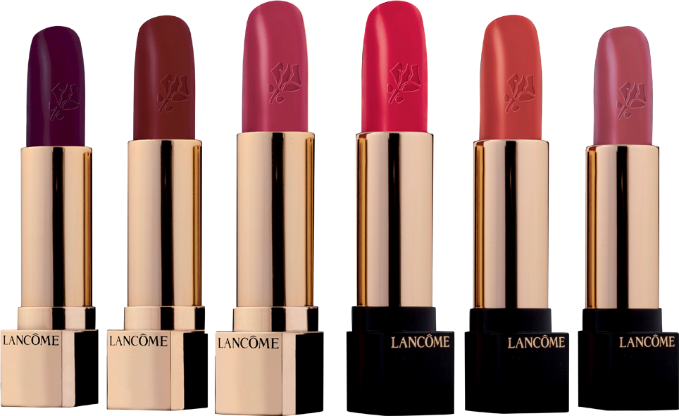Lancôme's renowned Absolu Rouge line.