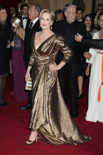 Multi-Oscar winner Meryl Streep. Helga Esteb / Shutterstock.com