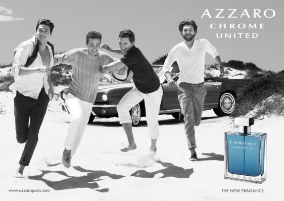 Chrome United by Azzaro