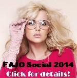FAJO Social 2014: photos!