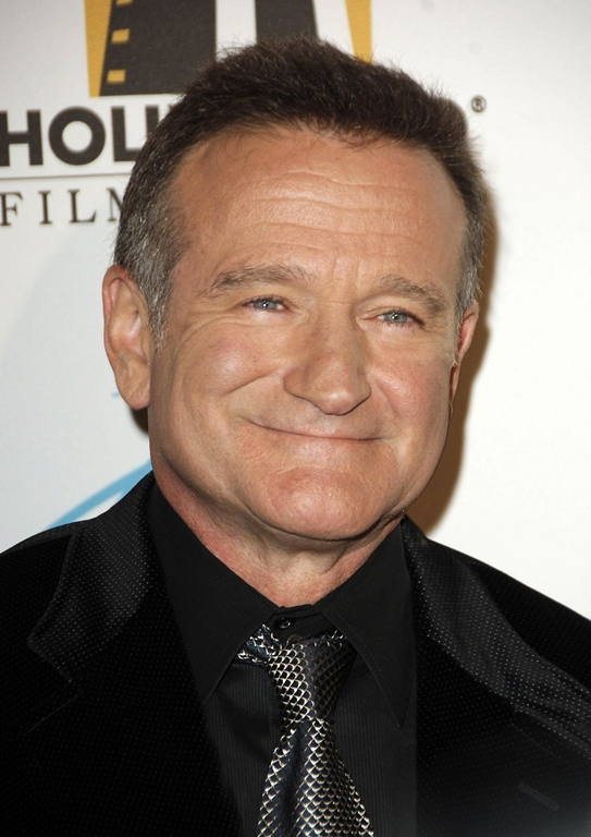 The 64-year-old Robin WIlliams took his life this year, it was reported that he had been suffering from depression. Everett Collection / Shutterstock.com