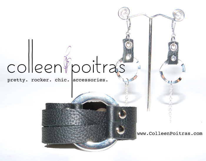 The Naveen Cuff by Colleen Poitras.