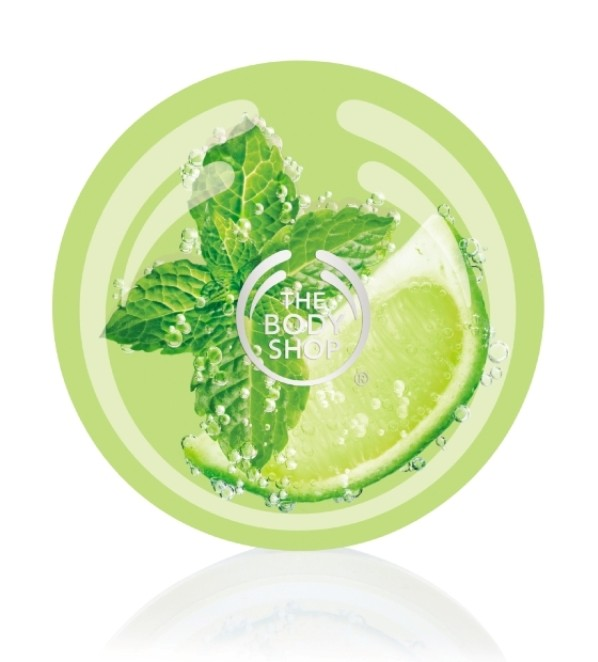 The Body Shop_Virgin Mojito Body Butter 200ml  (1)