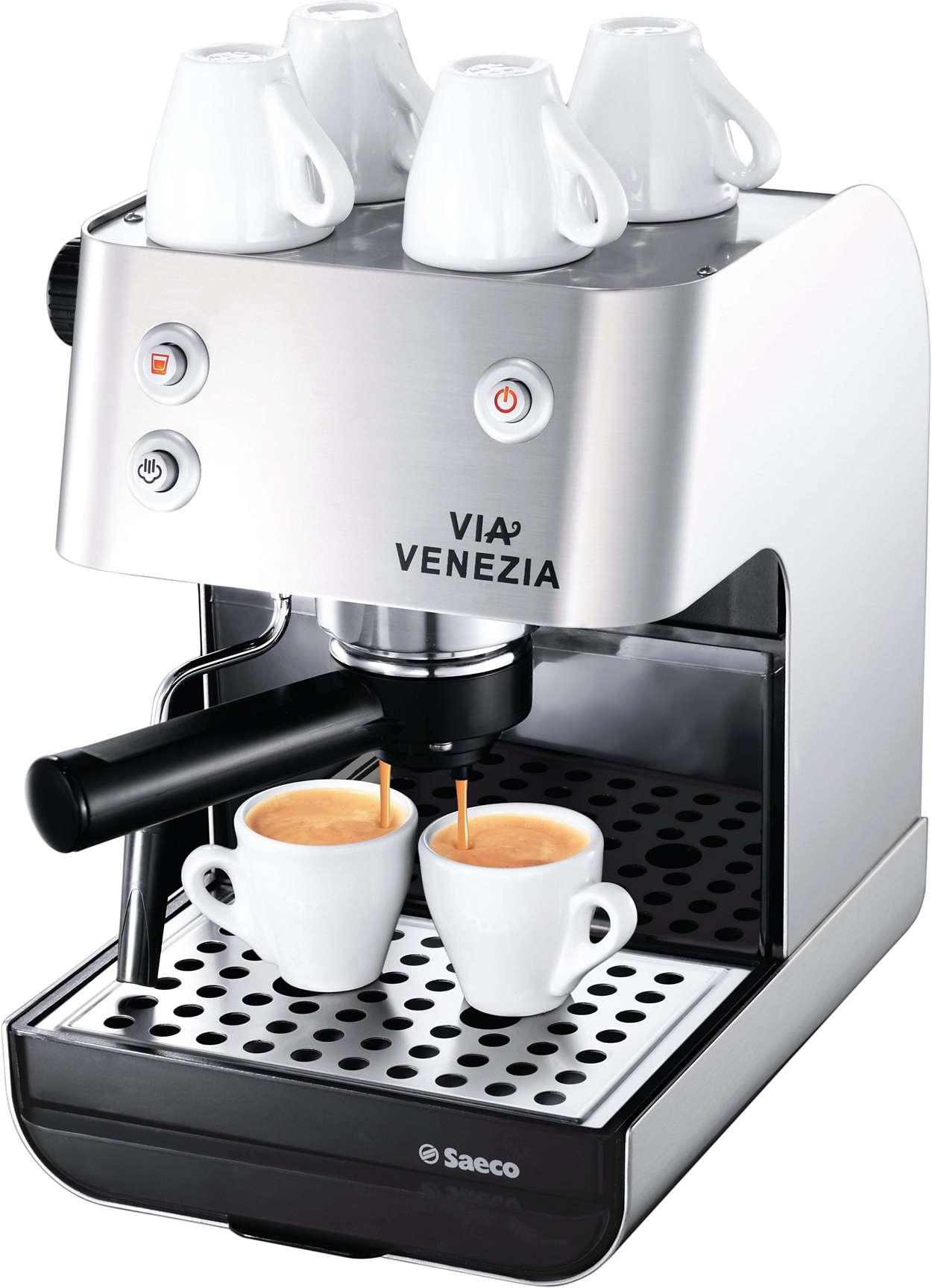 Saeco Vanezia Manual Espresso