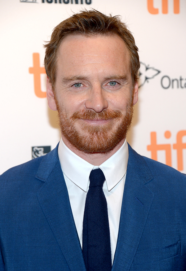 TORONTO, ON - SEPTEMBER 07: Actor Michael Fassbender attends the TIFF Soiree during the 2016 Toronto International Film Festival at TIFF Bell Lightbox on September 7, 2016 in Toronto, Canada. (Photo by Matt Winkelmeyer/Getty Images)