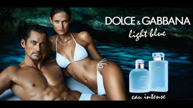 dolce gabbana unveils light blue intense s campaign. Black Bedroom Furniture Sets. Home Design Ideas