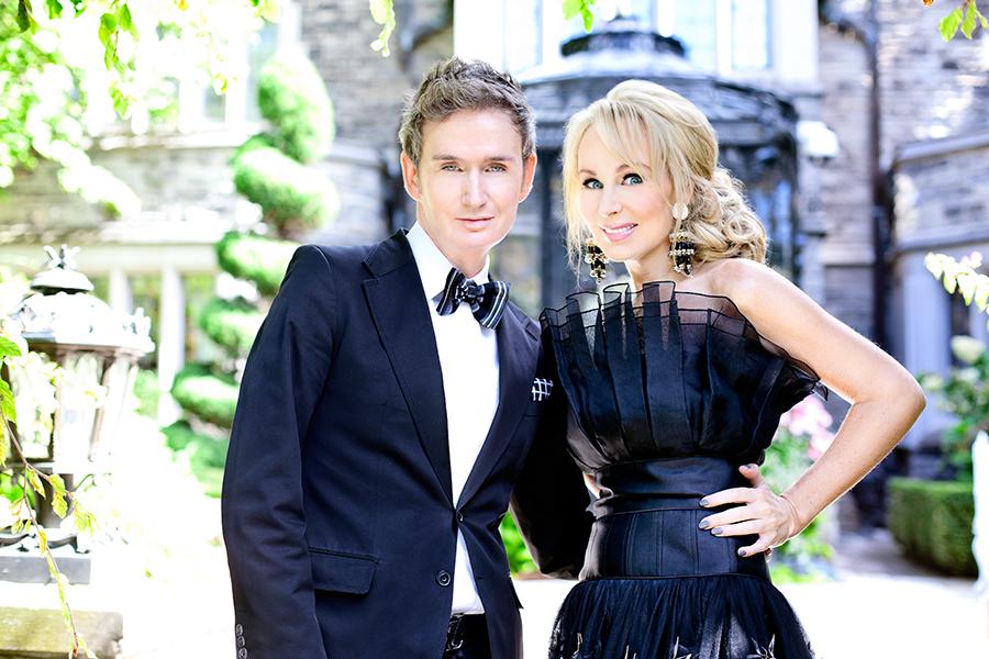 David Dixon and Suzanne Rogers.