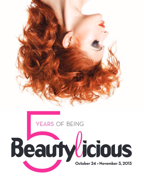 Beautylicious 2013.