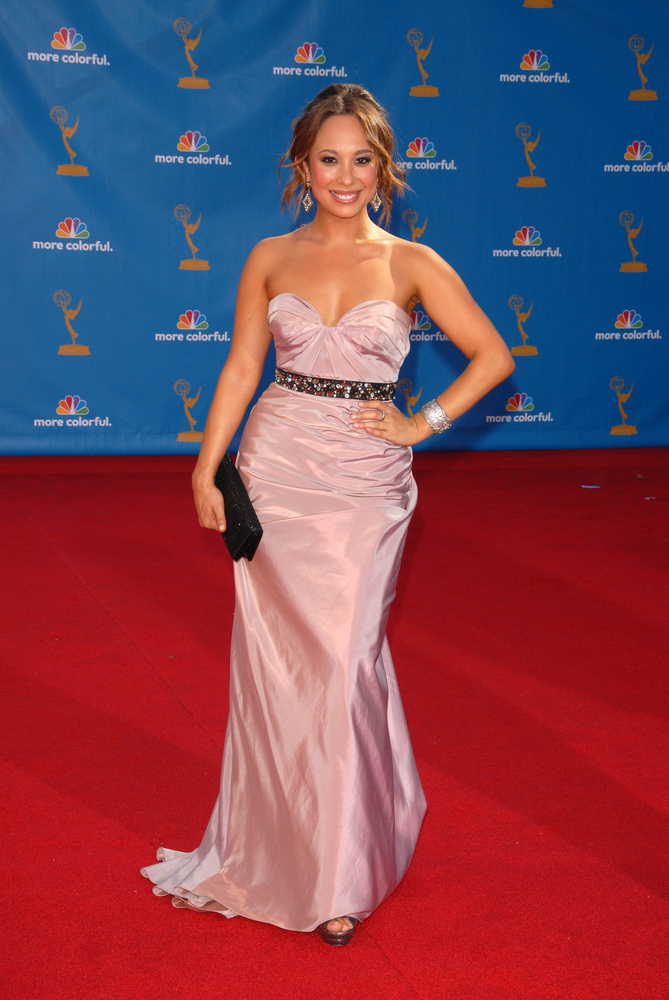 Another Red Carpet appearance: at the 2010 Emmy Awards. s_bukley / Shutterstock.com