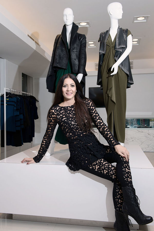 Malandrino has dressed many celebrities in her career, including Madonna, Katy Perry and Mary J. Blige, who is a good friend.