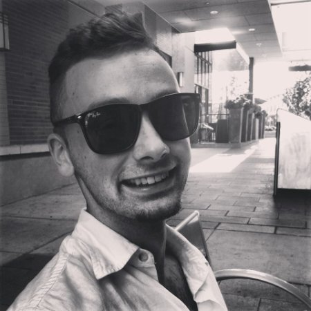 Gaetano, the owner of photoboothTO.